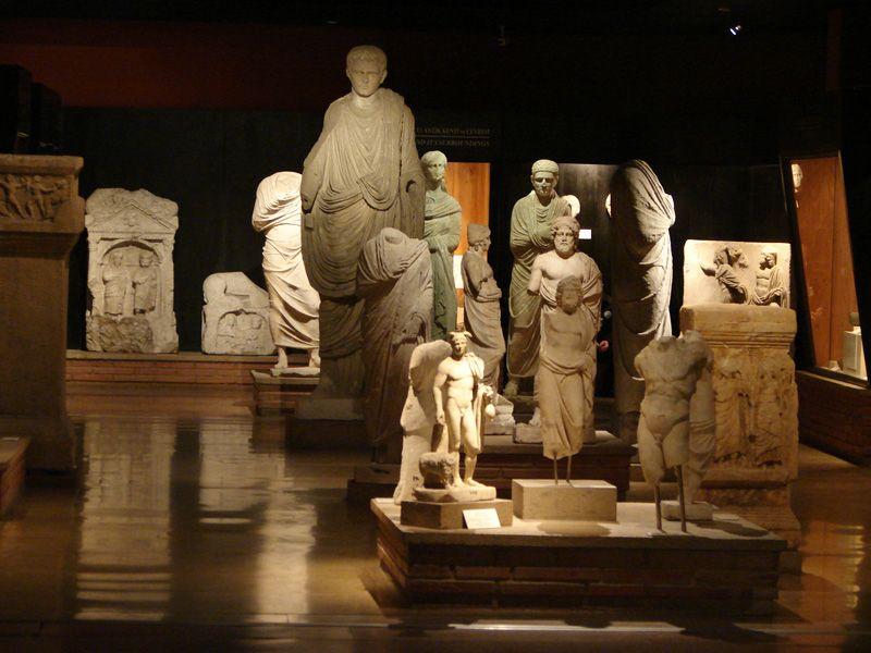 Istanbul Archaeology Museum, Turkey