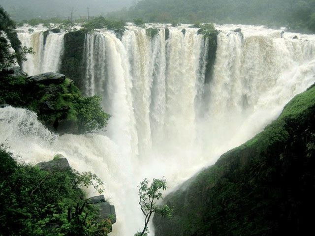 12 Must Visit Waterfalls in Karnataka