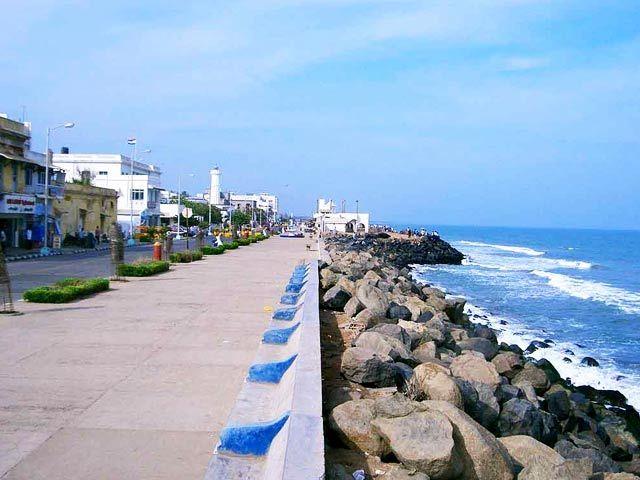 Karaikal Beach