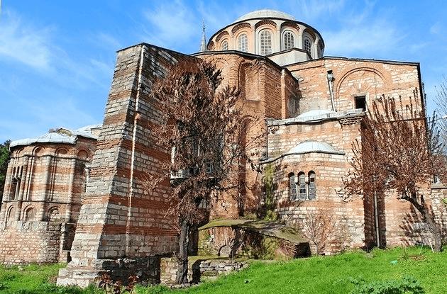 Chora Church, Turkey