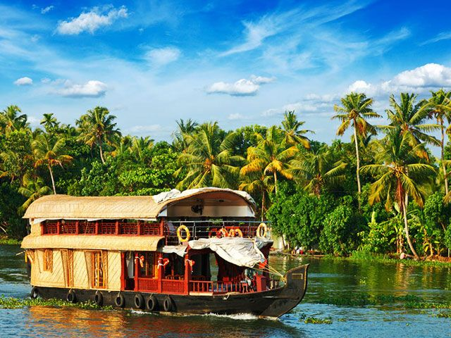 Kerala Backwater: romantic activities for couples in kerala