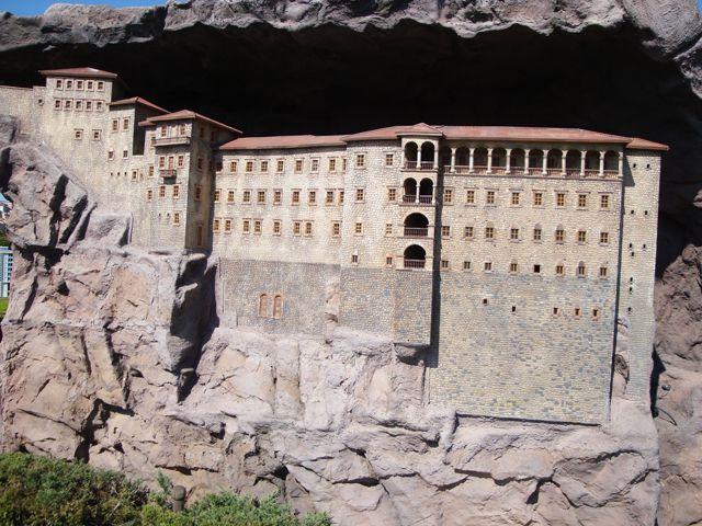 Orthodox monastery of Sumela, Turkey