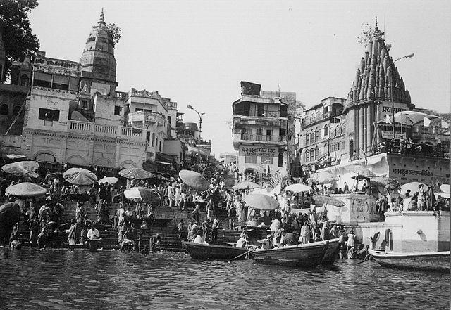 Activities in Varanasi