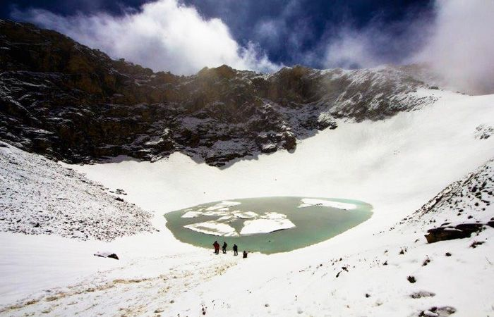 roopkund-trek: Trekking in Uttarakhand