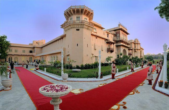 Chomu-Palace