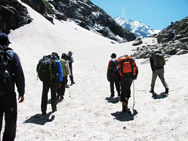 trekking in india in monsoon