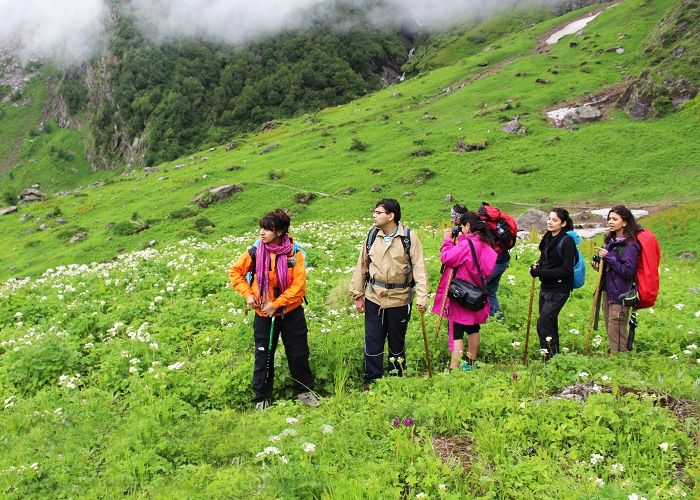 monsoon treks in india