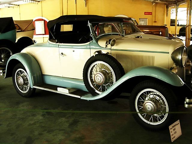 Auto World Vintage Car Museum: museums in gujarat