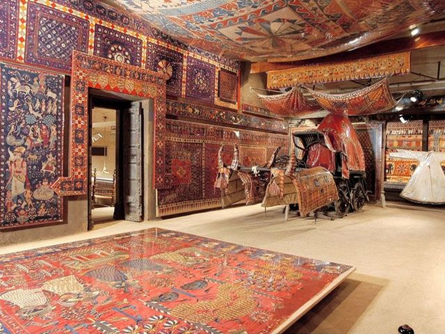 Calico Museum of Textiles: museums in gujarat