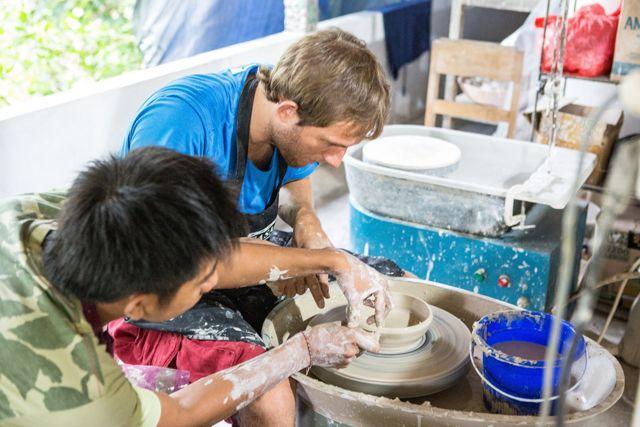 Ceramics-workshop