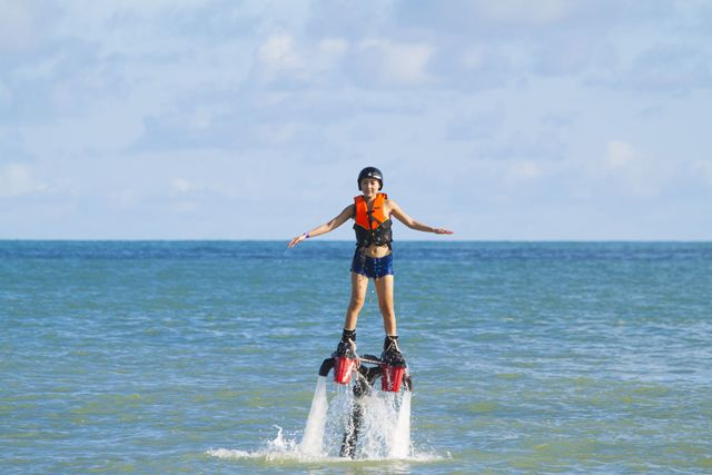 Fly Board in Thailand