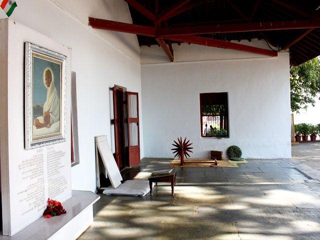 Gandhi Ashram Museum: museums in gujarat