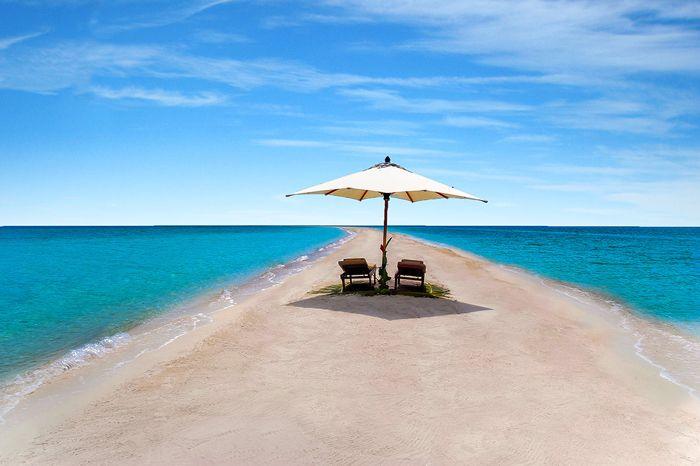 Musha Cay island in The Bahamas