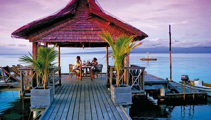 Tavanipupu Private Island Resort in Solomon Islands