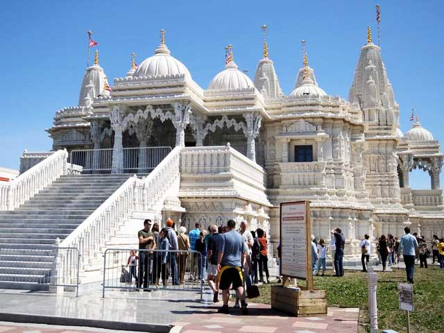 Swaminarayan Temple: best places to visit in ahmedabad