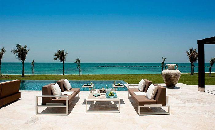 Zaya Nurai Island of Abu Dhabi