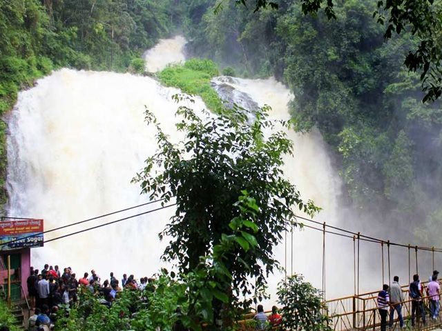Abbey falls: must visit places in coorg