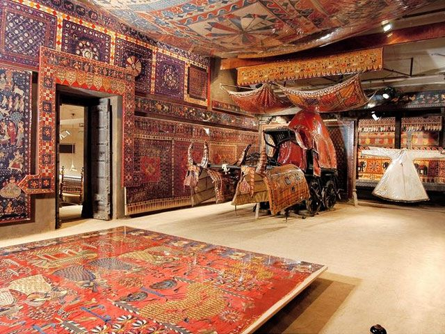 Calico Museum of Textile: places to visit in ahmedabad