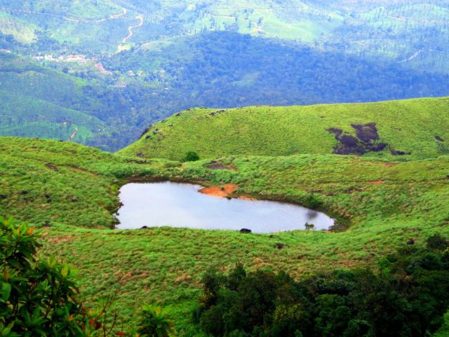 Chembra Peak: offbeat places to visit in kerala