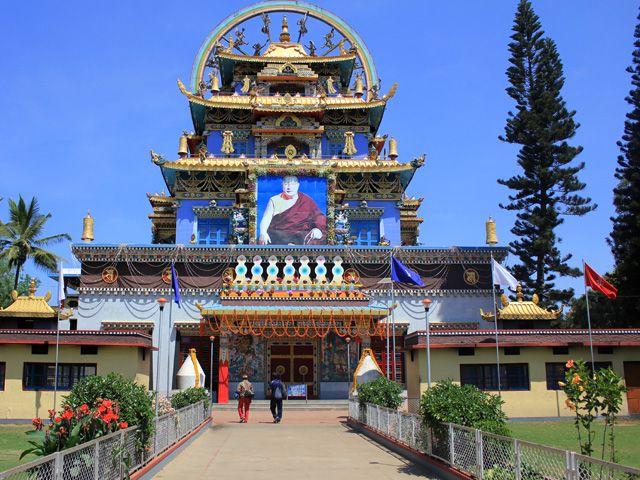 Golden Temple, Bylekuppe