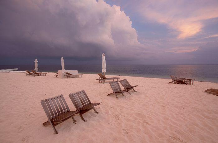 Nikoi Island of Indonesia