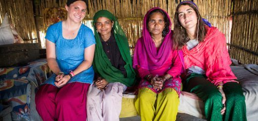 Where, When and How to Volunteer Travel in India