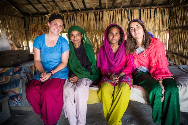 volunteer-travel-india