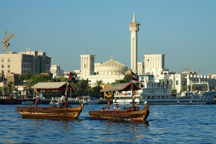 Dubai Creek: Famous Tourist attraction