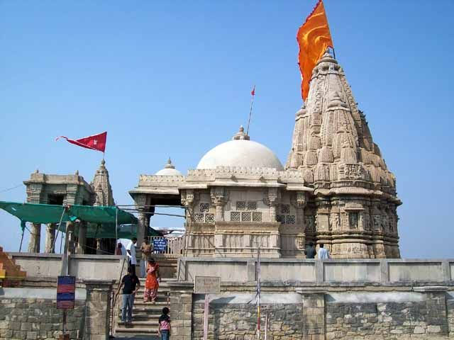 Rukmani Temple: places to visit in dwarka