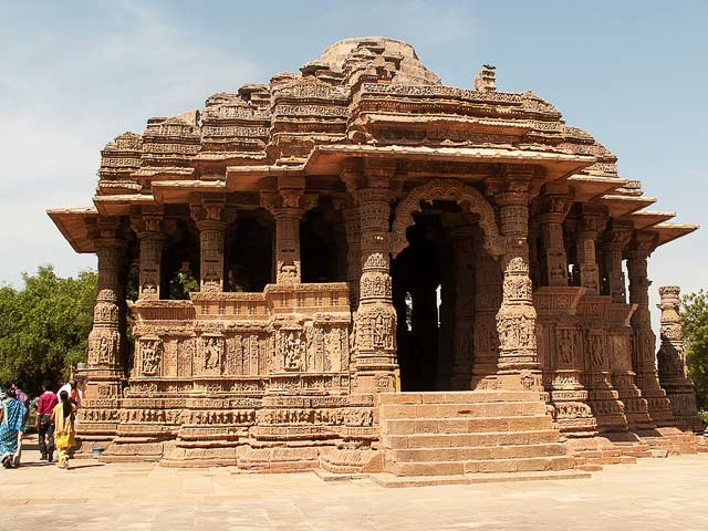 Sun Temple in Modhera, Gujarat