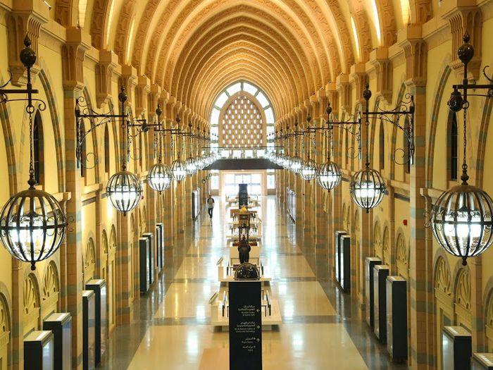 Sharjah Museum in Dubai