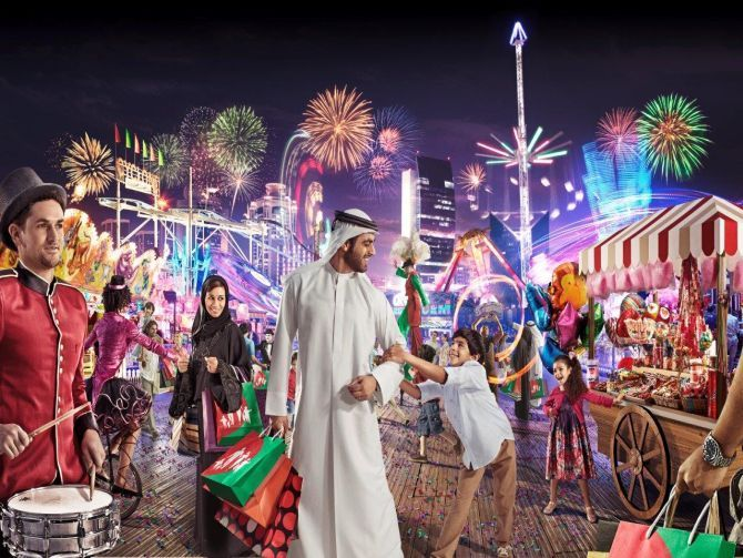 Dubai Shopping Festival 2020-21