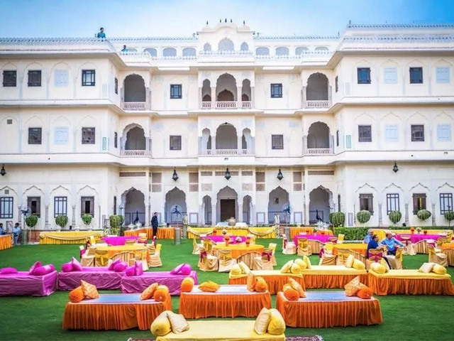 23 Best Hotels for Destination Wedding in India