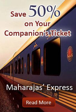 Maharajas Express offer - 2019