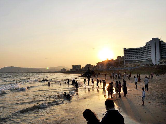 Ramakrishn Beach