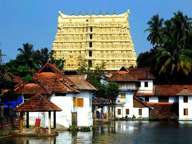 Sree Padmanabha Swamy Temple , Thiruvananthapuram