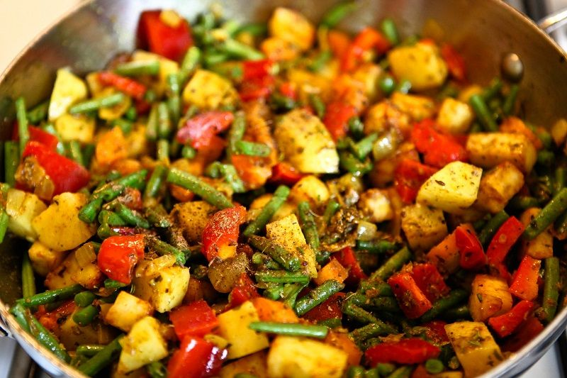 A Guide to Eating Vegan Dishes in India if you are a Traveler
