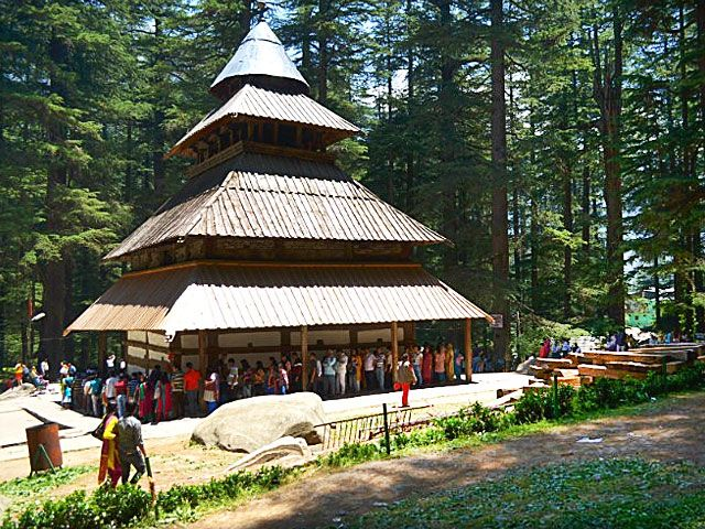 Hadimba Devi Temple in Manali