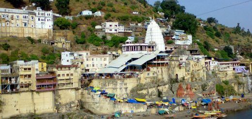 Omkareshwar templ