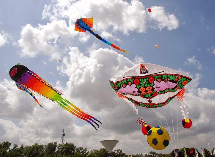 Kite Festival, Rajasthan