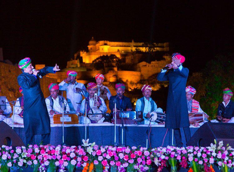 Kumbhal Garh Festival