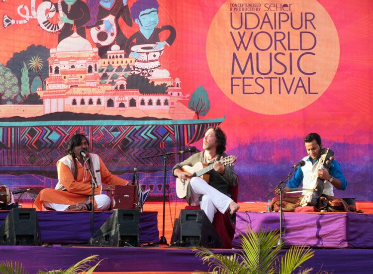 Udaipur Music Festival