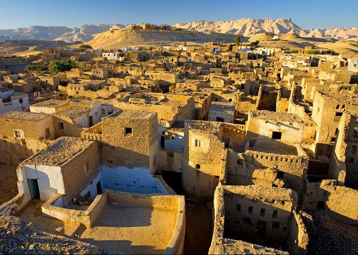 Al-Qasr Old Town of Egypt