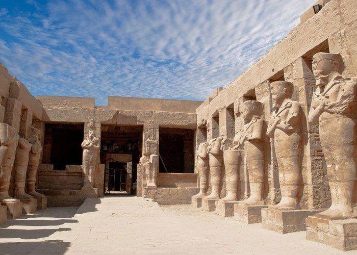 Amun Temple Enclosure: Temple Complex
