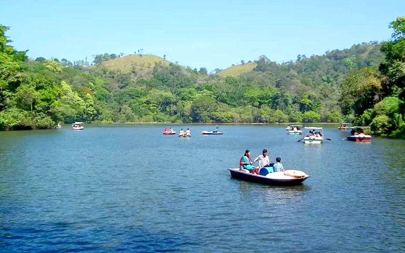 Pookode Lake
