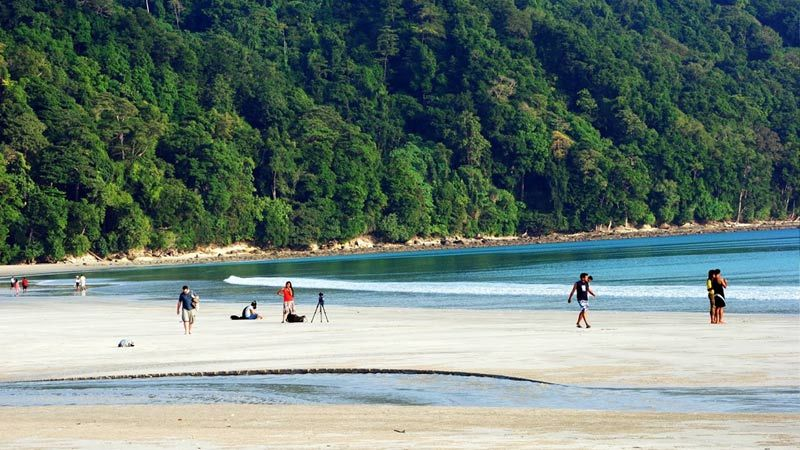 Radha Nagar Beach, Hevelock Island, Andaman & Nicobar
