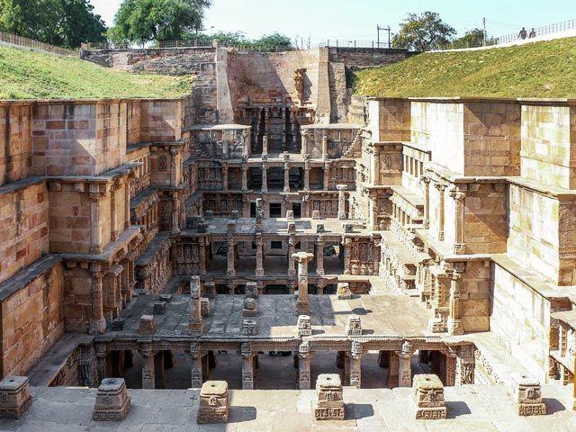 Rani Ki Vav in Patan: historical places in gujarat