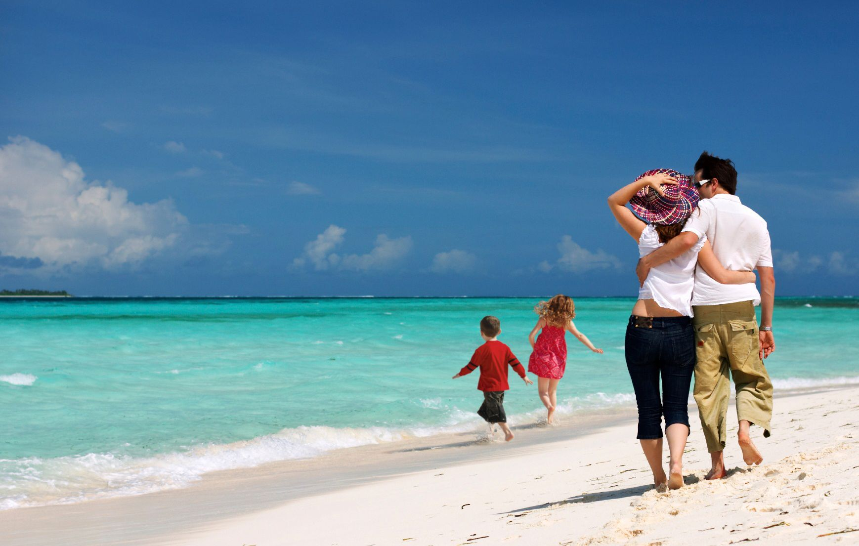 holiday destination to visit with kids