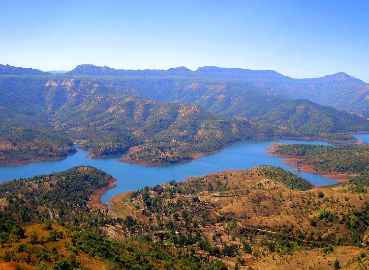 Mahabaleshwar View in May
