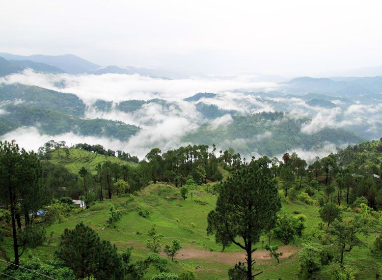 20 Most Beautiful Hill Stations near Delhi